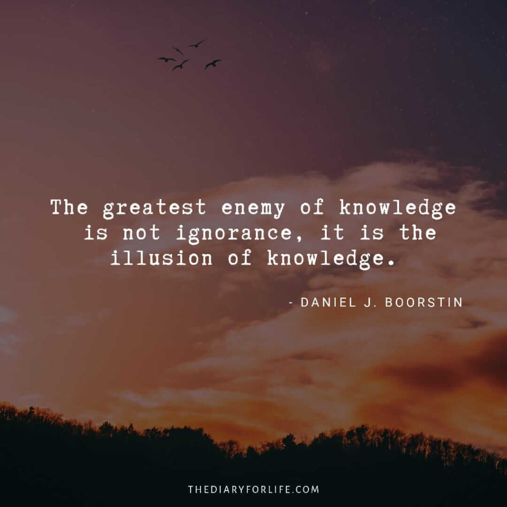 quotes on people's ignorance