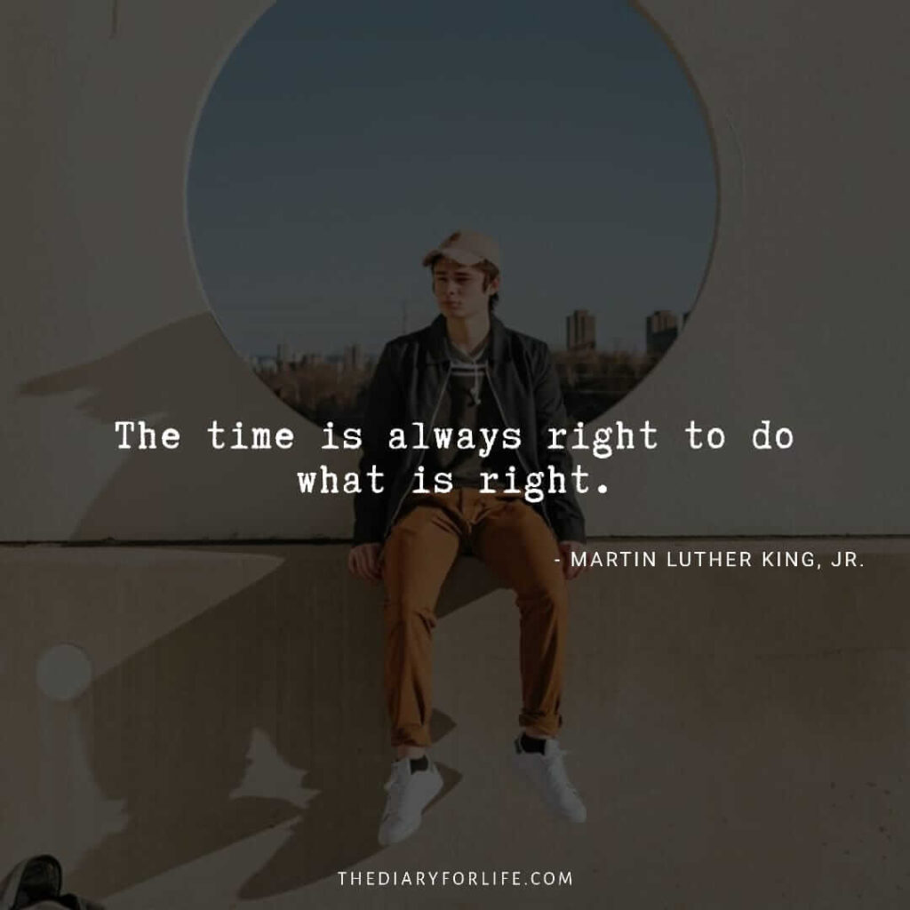 quotes about doing the right thing