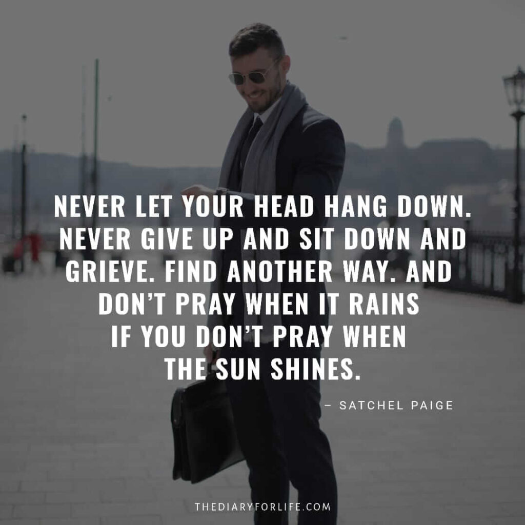 Quotes About Keeping Your Head