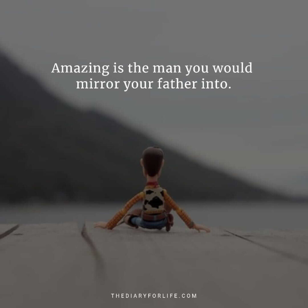 You are an amazing man quotes