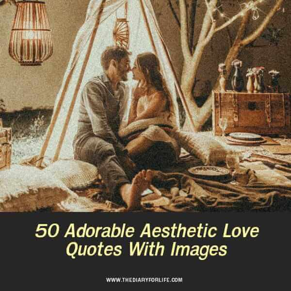 aesthetic love quotes