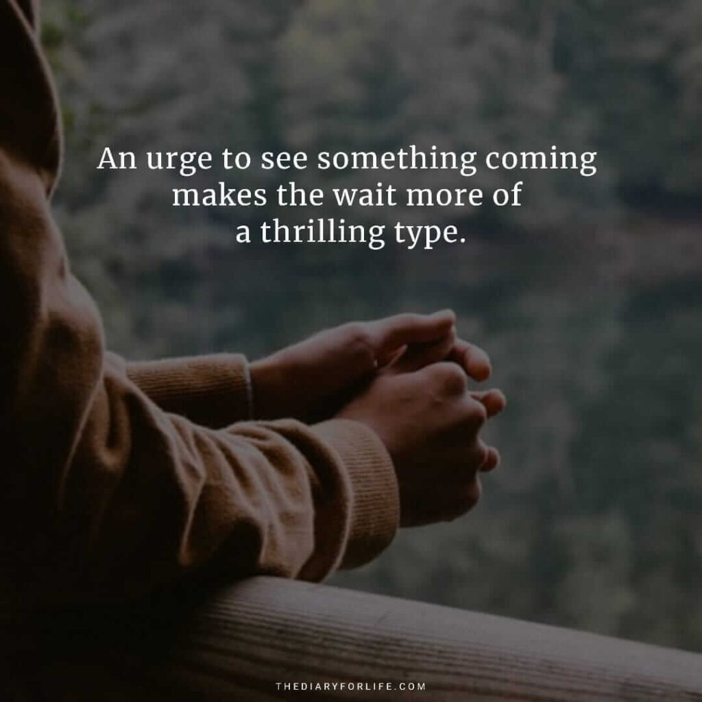quotations about waiting for someone