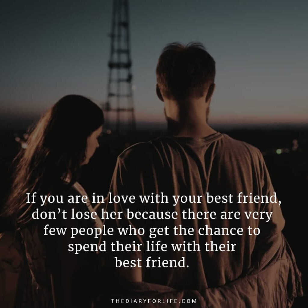 Your best quotes friend with guy love falling in about Top 32