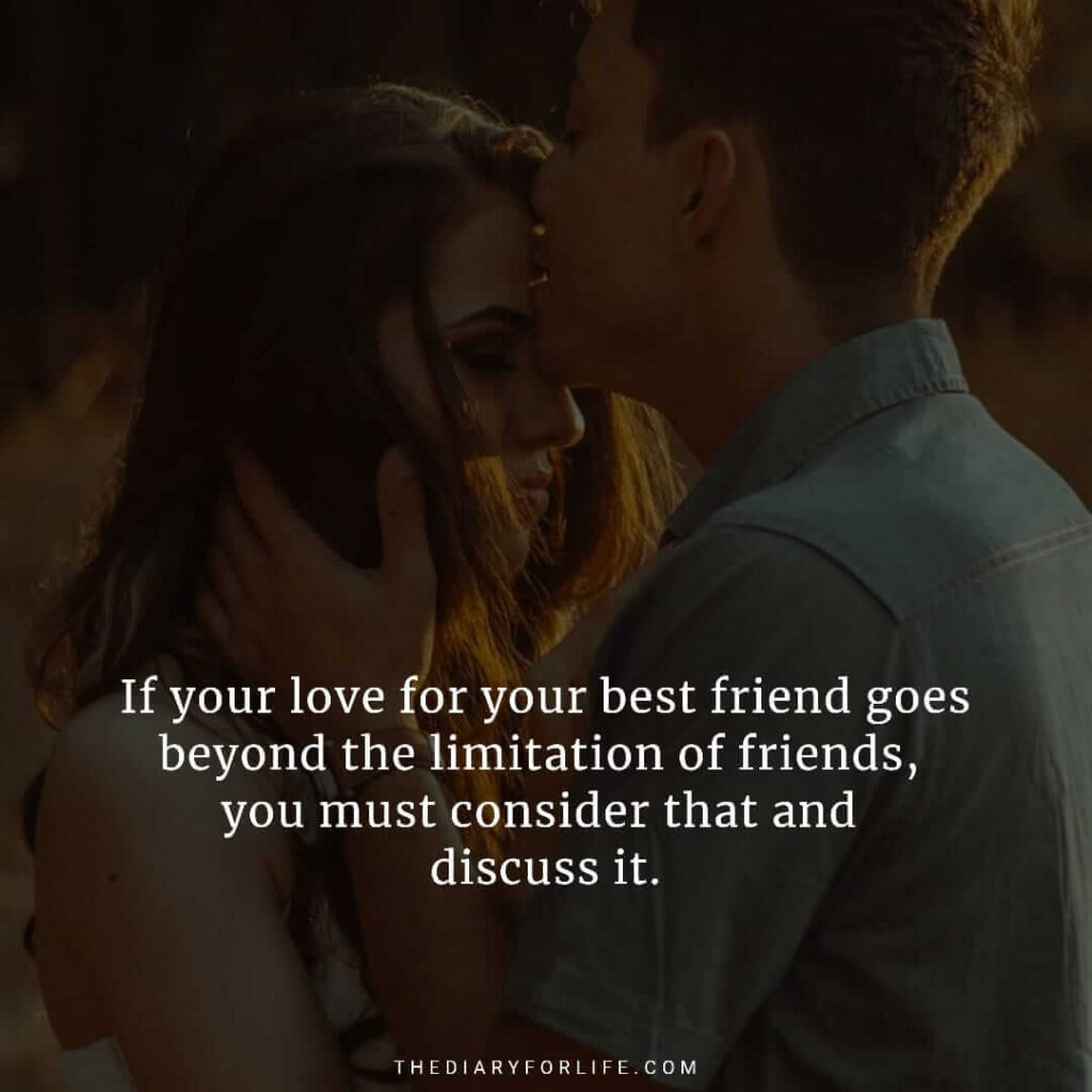 Best friend your quote marry 60+ Wedding