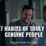 habits of truly genuine people