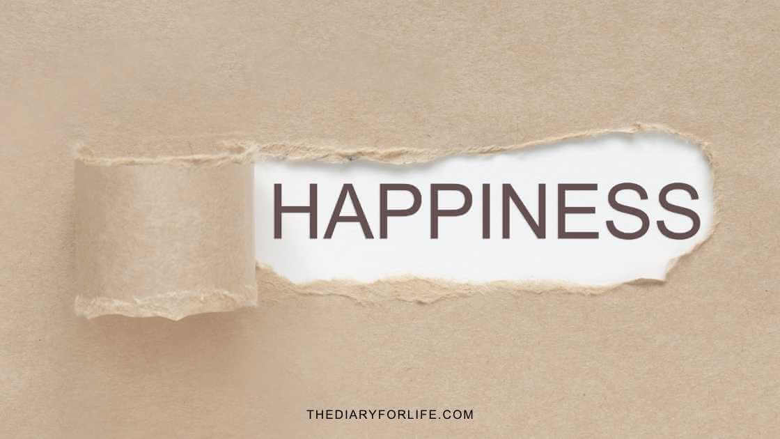 how to know what makes you happy