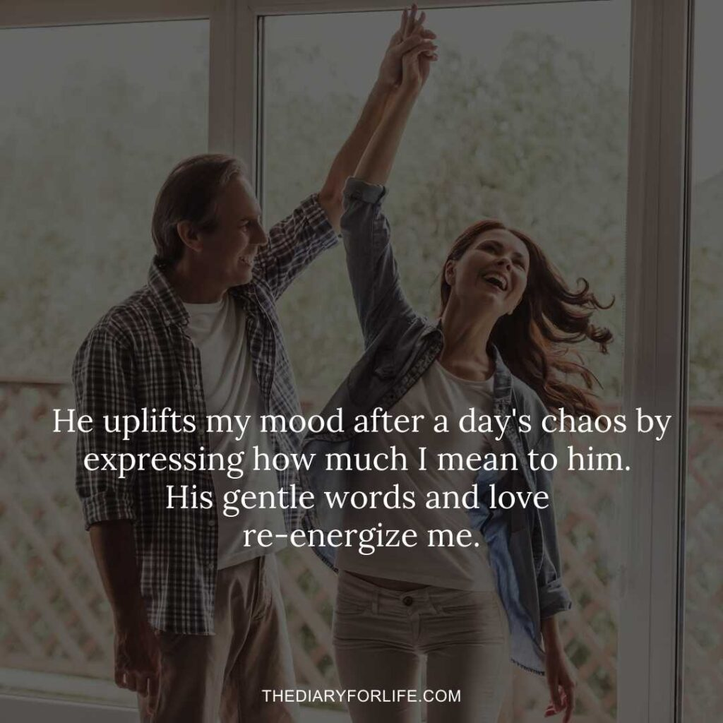 quotes for husband to make him feel special