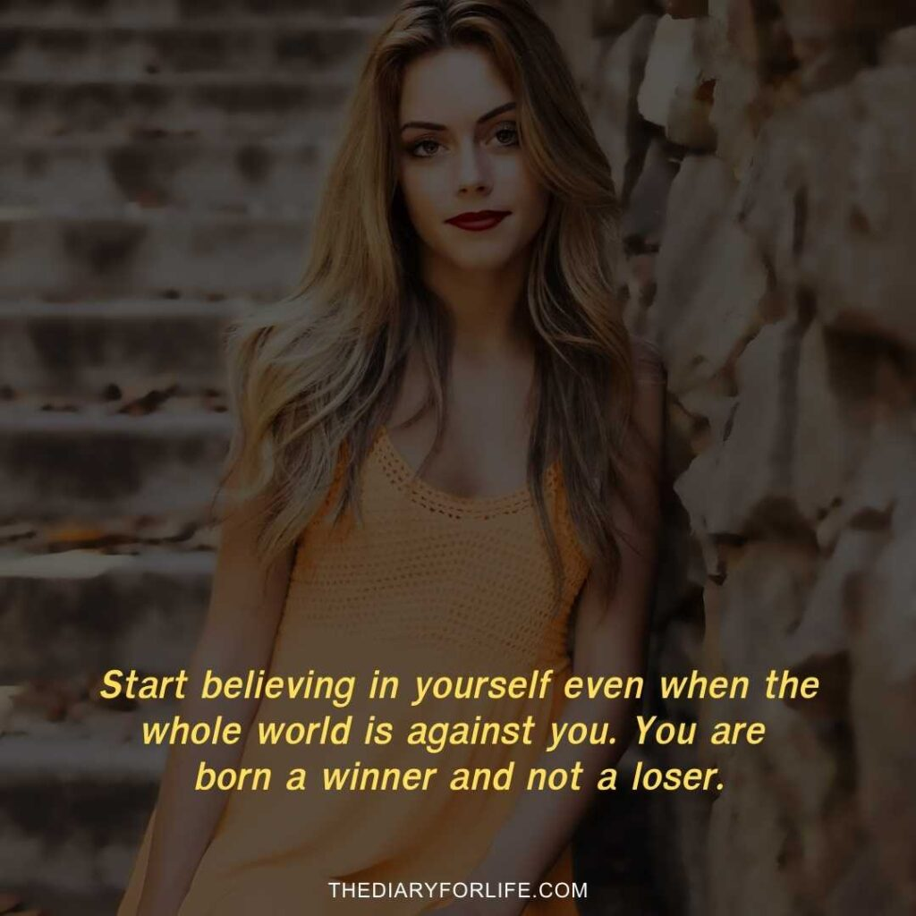 self love quotes for girls