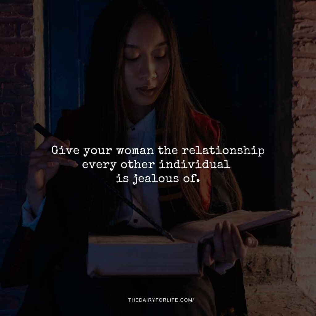 Quotes About Treating Your Girl Right