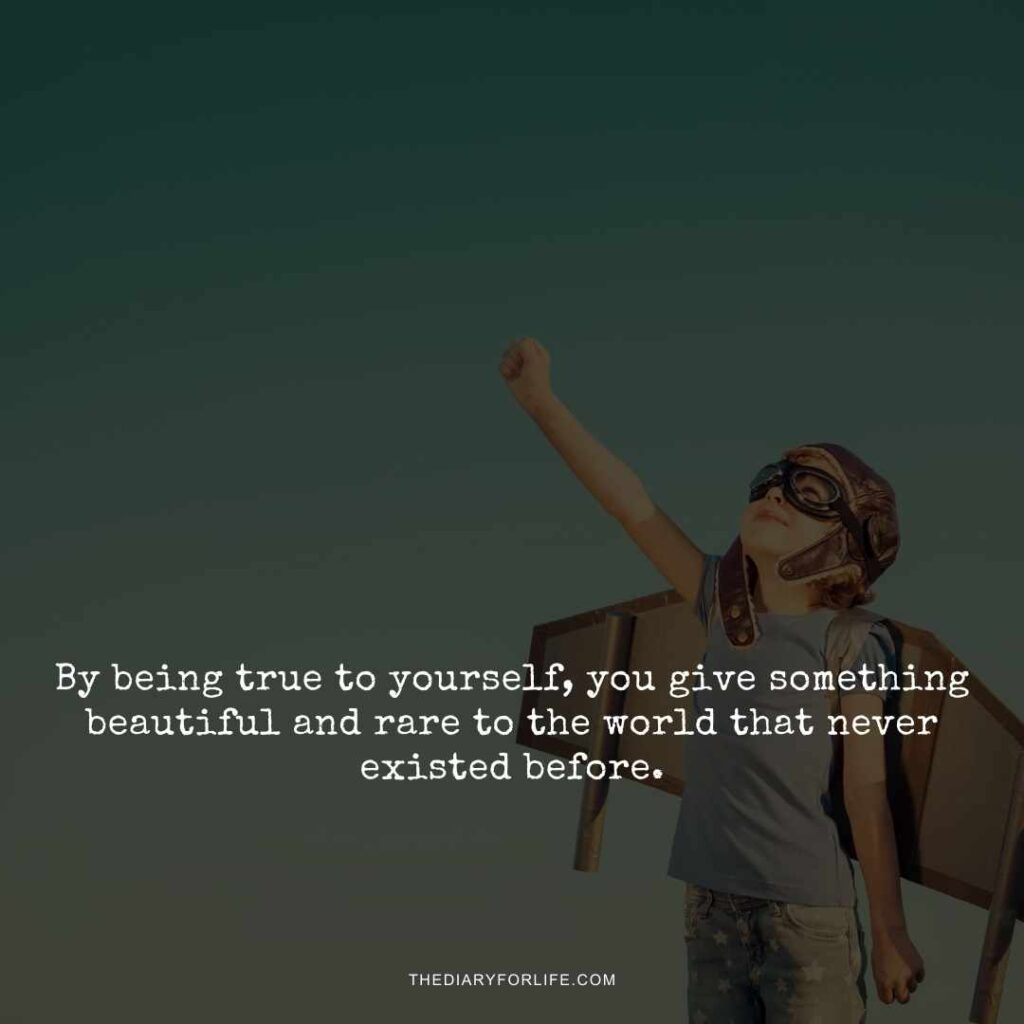 quotes about being true to yourself